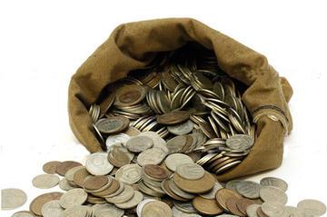 Мешочек монет какие деньги в одессе